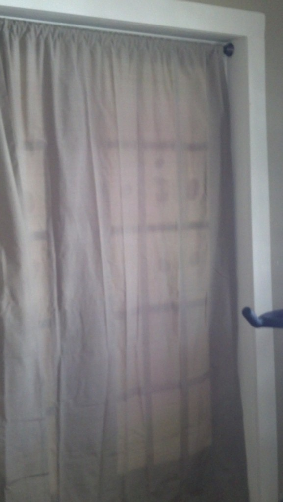 Bedroom Curtain ~ Plumfield Dreams